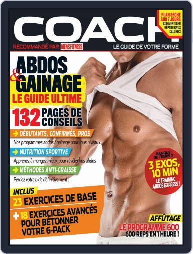 Coach - France (Digital) April 1st, 2019 Issue Cover
