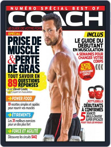 Coach - France January 1st, 2019 Digital Back Issue Cover