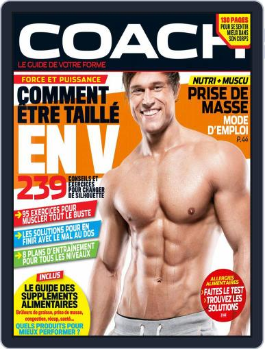 Coach - France (Digital) October 1st, 2018 Issue Cover