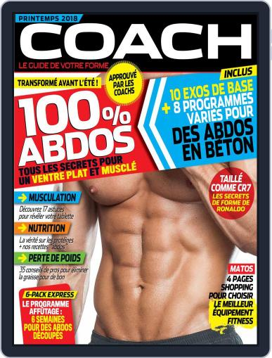 Coach - France (Digital) April 1st, 2018 Issue Cover