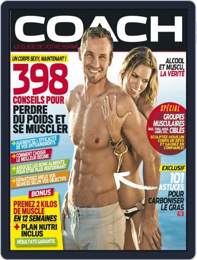 Coach - France (Digital) October 1st, 2017 Issue Cover