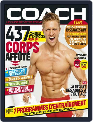 Coach - France (Digital) June 1st, 2017 Issue Cover