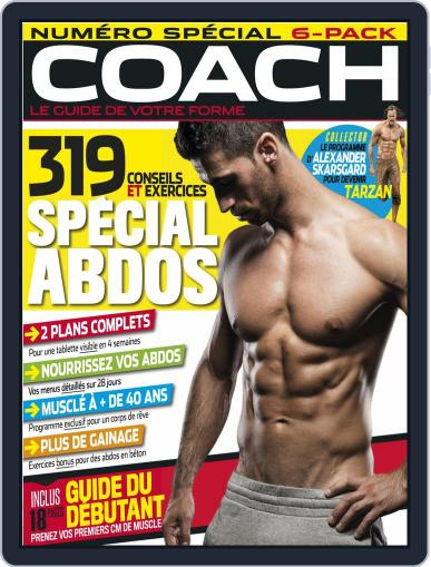 Coach - France (Digital) March 1st, 2017 Issue Cover
