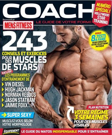 Coach - France (Digital) June 24th, 2016 Issue Cover