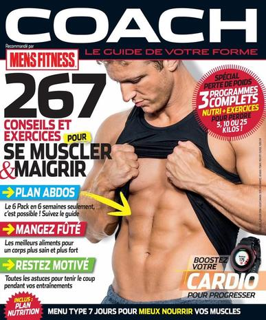 Coach - France (Digital) March 25th, 2016 Issue Cover