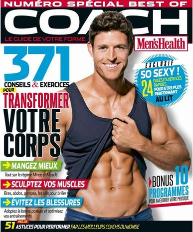 Coach - France December 1st, 2015 Digital Back Issue Cover