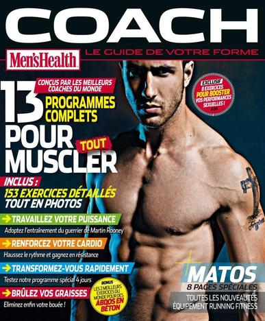 Coach - France (Digital) September 30th, 2015 Issue Cover