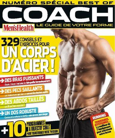 Coach - France (Digital) November 30th, 2014 Issue Cover
