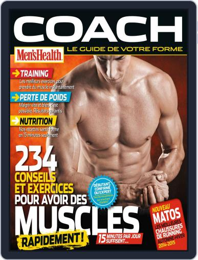 Coach - France (Digital) September 29th, 2014 Issue Cover