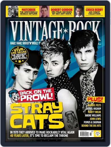 Vintage Rock (Digital) July 1st, 2019 Issue Cover