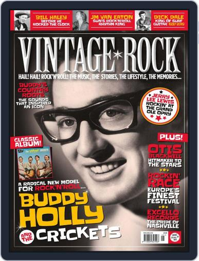 Vintage Rock (Digital) May 1st, 2019 Issue Cover