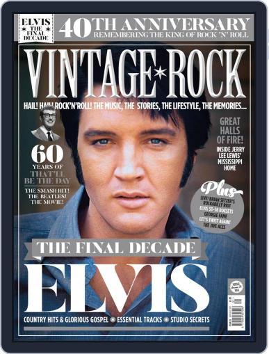 Vintage Rock (Digital) September 1st, 2017 Issue Cover