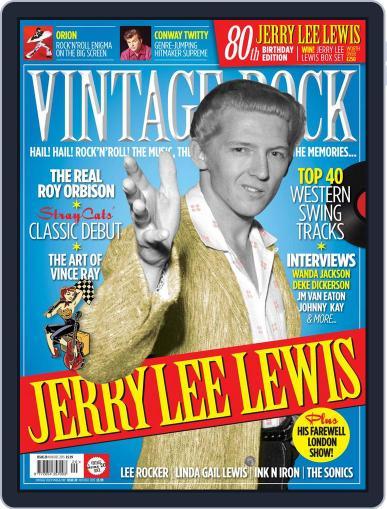 Vintage Rock (Digital) October 21st, 2015 Issue Cover