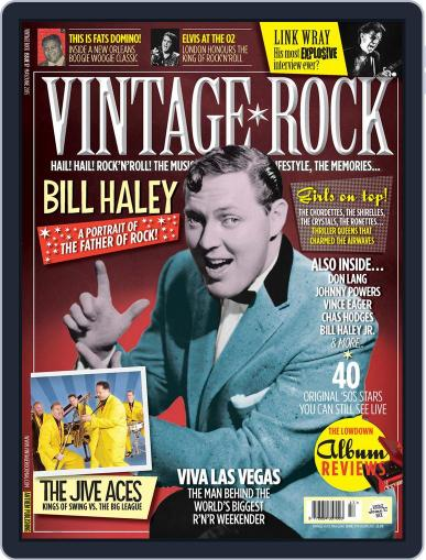 Vintage Rock (Digital) May 1st, 2015 Issue Cover
