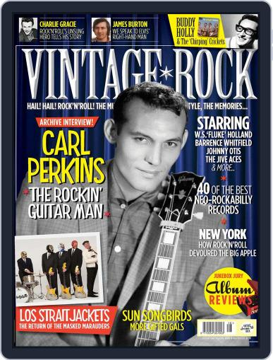 Vintage Rock (Digital) March 1st, 2015 Issue Cover