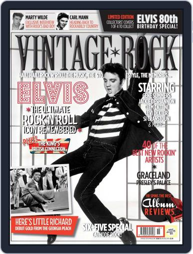 Vintage Rock (Digital) December 17th, 2014 Issue Cover