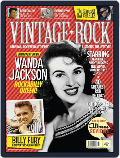 Vintage Rock (Digital) April 28th, 2014 Issue Cover