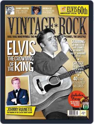 Vintage Rock April 11th, 2014 Digital Back Issue Cover