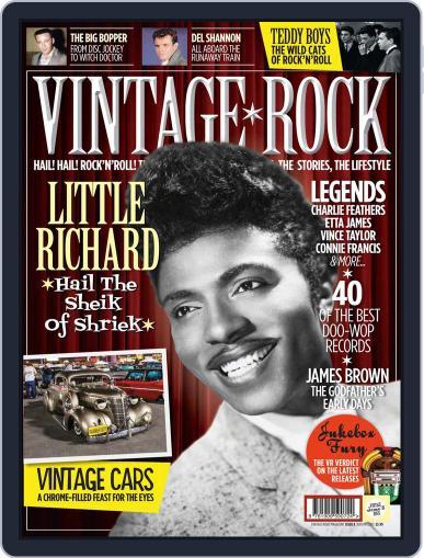 Vintage Rock (Digital) September 23rd, 2013 Issue Cover