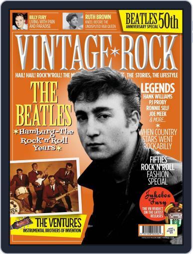 Vintage Rock (Digital) December 13th, 2012 Issue Cover