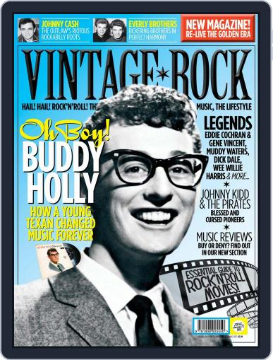 Vintage Rock (Digital) May 25th, 2012 Issue Cover