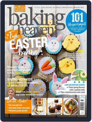 Baking Heaven (Digital) April 1st, 2020 Issue Cover