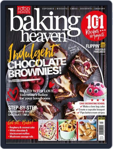Baking Heaven February 1st, 2020 Digital Back Issue Cover