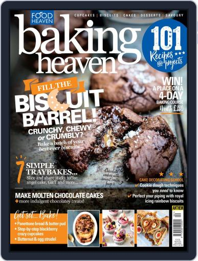 Baking Heaven (Digital) January 1st, 2020 Issue Cover