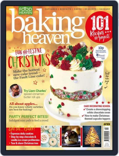 Baking Heaven (Digital) November 1st, 2019 Issue Cover