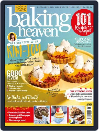 Baking Heaven October 1st, 2019 Digital Back Issue Cover