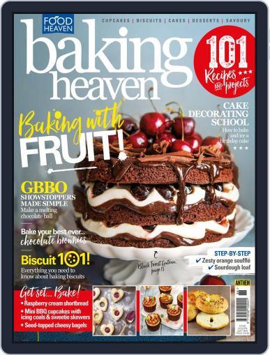 Baking Heaven September 1st, 2019 Digital Back Issue Cover