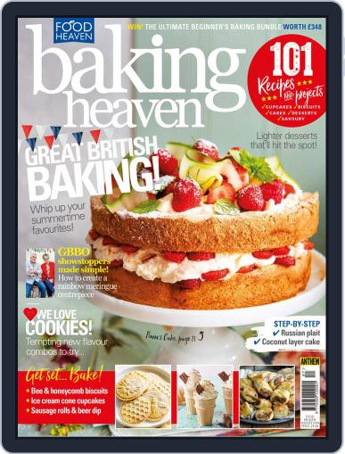 Baking Heaven (Digital) August 1st, 2019 Issue Cover