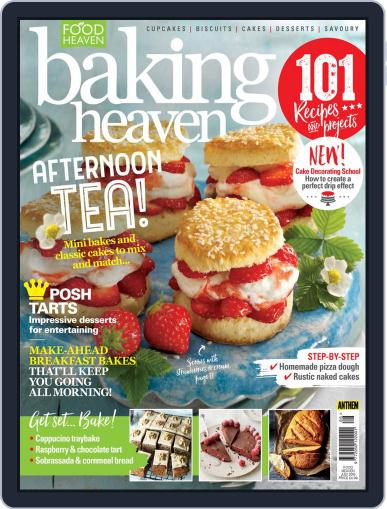 Baking Heaven (Digital) July 1st, 2019 Issue Cover