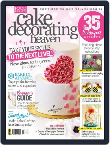 Baking Heaven (Digital) January 1st, 2019 Issue Cover