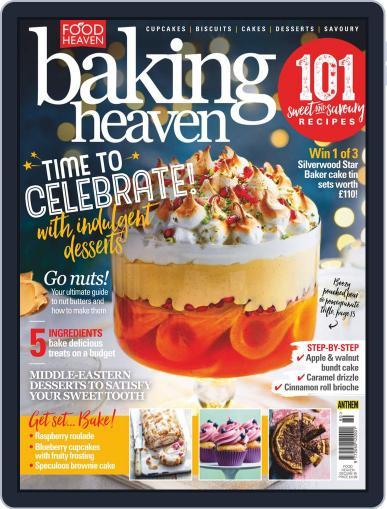Baking Heaven December 1st, 2018 Digital Back Issue Cover