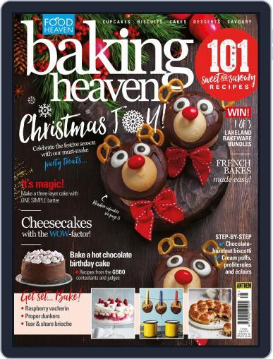 Baking Heaven (Digital) October 1st, 2018 Issue Cover