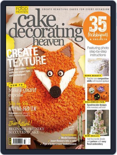Baking Heaven (Digital) September 1st, 2018 Issue Cover