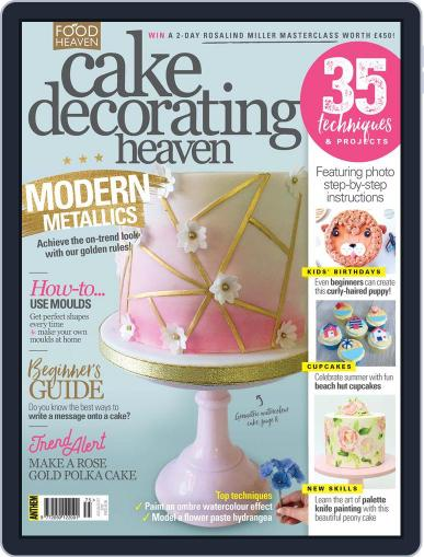 Baking Heaven (Digital) July 1st, 2018 Issue Cover