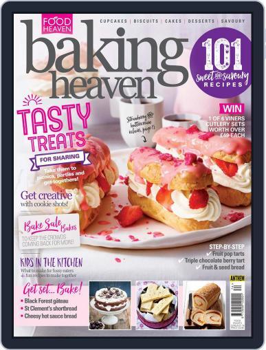 Baking Heaven (Digital) June 1st, 2018 Issue Cover