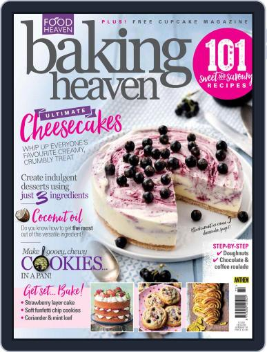 Baking Heaven (Digital) April 1st, 2018 Issue Cover