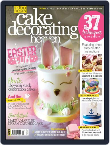 Baking Heaven (Digital) March 1st, 2018 Issue Cover