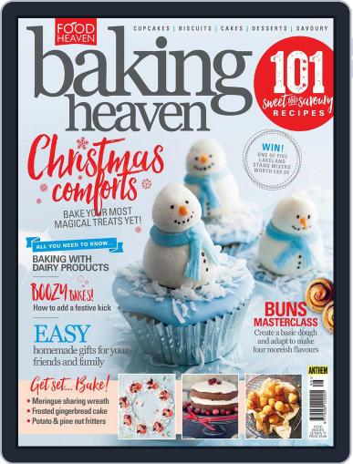 Baking Heaven October 1st, 2017 Digital Back Issue Cover