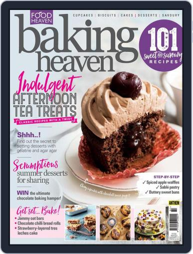 Baking Heaven (Digital) August 1st, 2017 Issue Cover