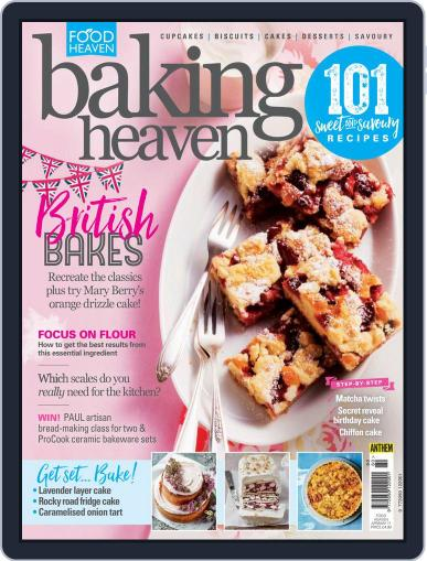 Baking Heaven (Digital) April 1st, 2017 Issue Cover