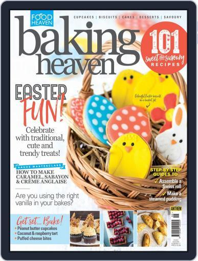 Baking Heaven (Digital) February 1st, 2017 Issue Cover