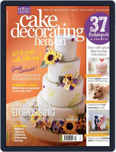Baking Heaven January 1st, 2017 Digital Back Issue Cover