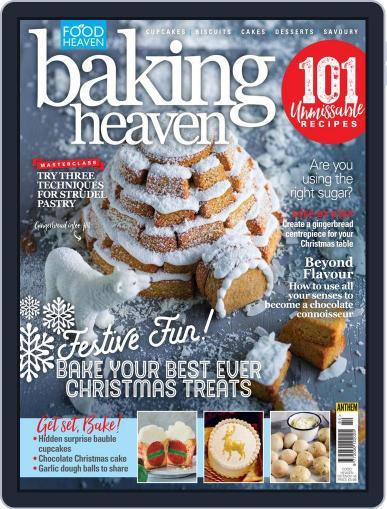 Baking Heaven (Digital) September 1st, 2016 Issue Cover