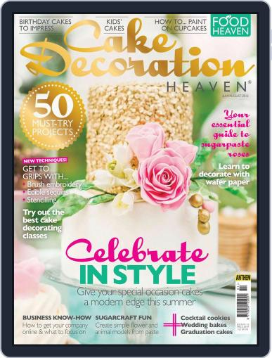 Baking Heaven July 7th, 2016 Digital Back Issue Cover