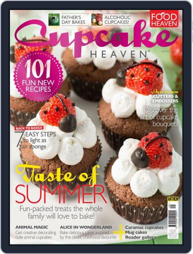 Baking Heaven May 5th, 2016 Digital Back Issue Cover