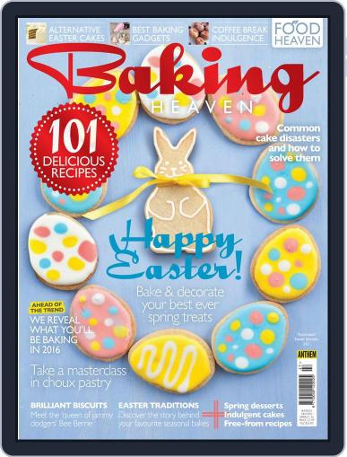 Baking Heaven March 3rd, 2016 Digital Back Issue Cover